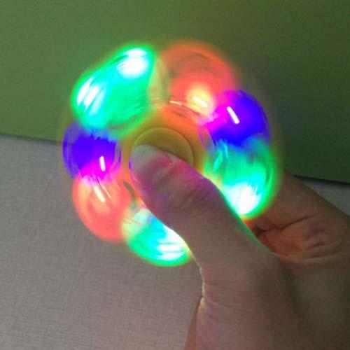LED 人気な指間ジャイロ