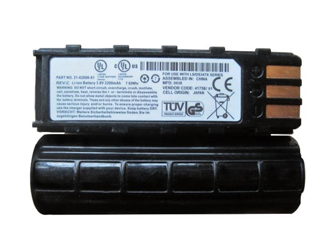 4780mAh Symbol BTRY-LS34IAB00-00 互換用バッテリー