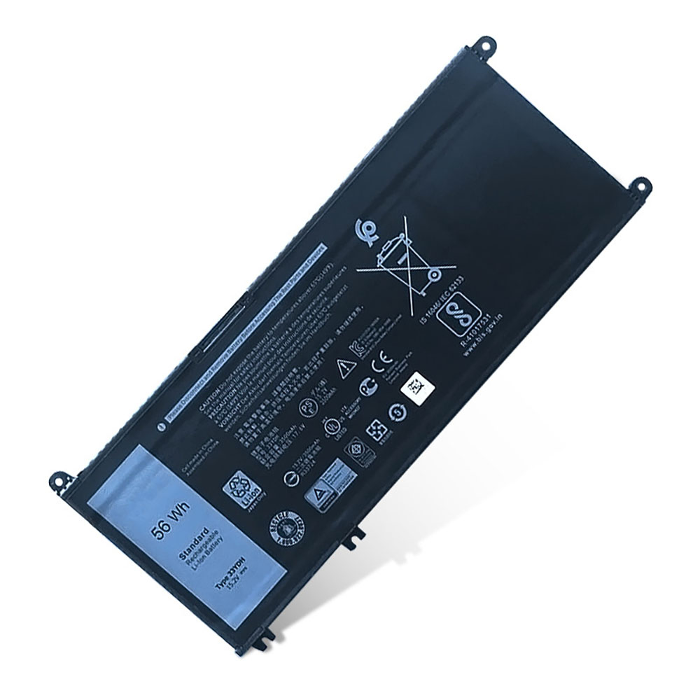 EXA1004UH 56Wh/3500mAh 15.2V PC バッテリー