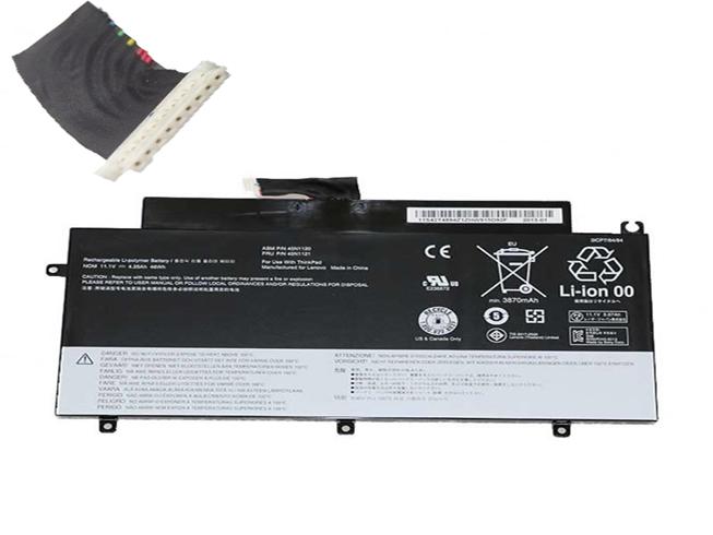 4250mAh/48Wh Lenovo 45N1120 互換用バッテリー