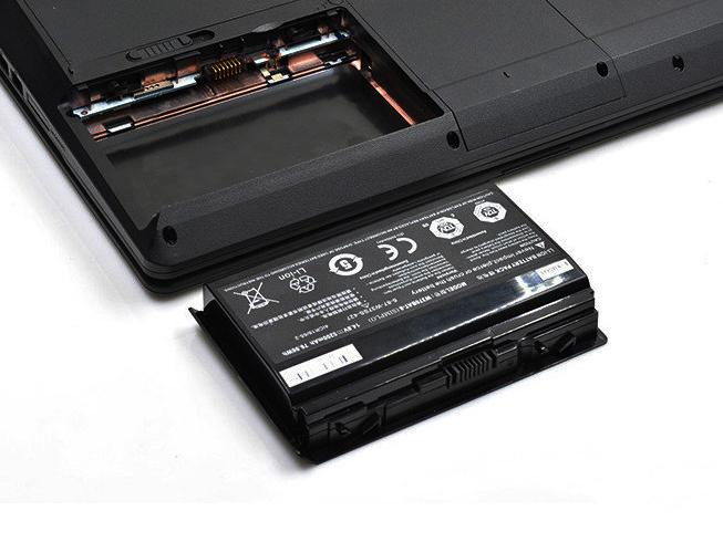 5200mAh Sager W370BAT-8 互換用バッテリー