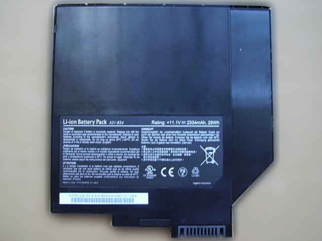 2334mah 11.1V HAIER A31-B34 互換用バッテリー