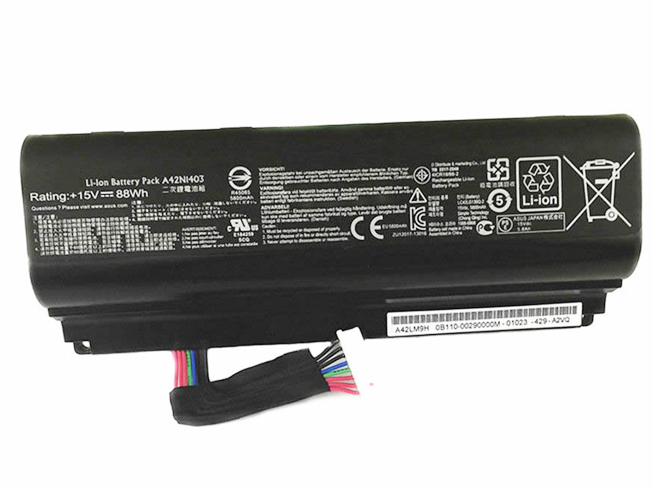 88WH 15V ASUS 42N1403 互換用バッテリー