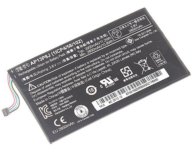 AP13P8JノートPCバッテリー