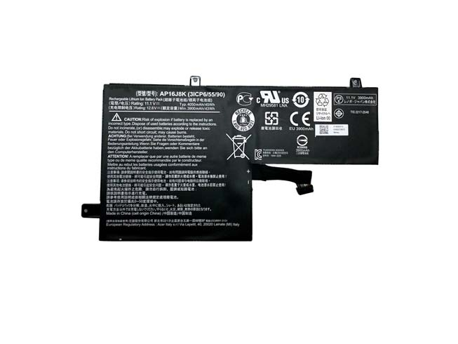 Acer AP16J8K 4050mah 11.1V 電池バッテリー