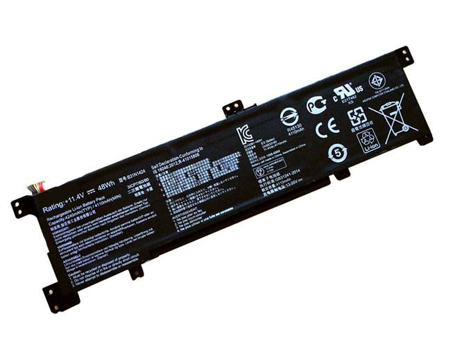 48Wh Asus B31N1424 互換用バッテリー