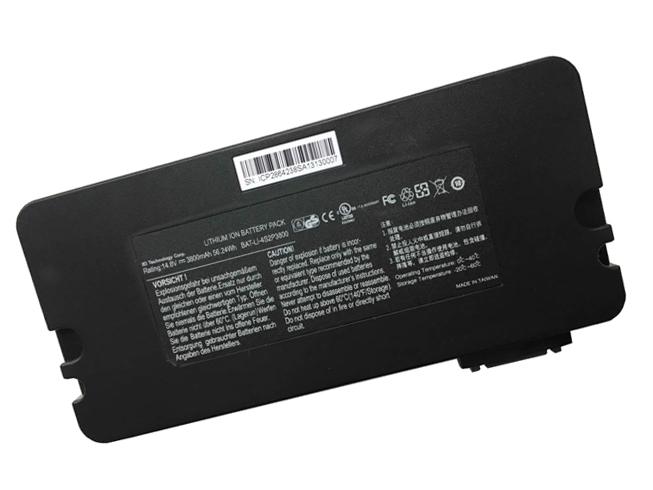 3800mah IEI BAT-Li-4S2P3800 互換用バッテリー