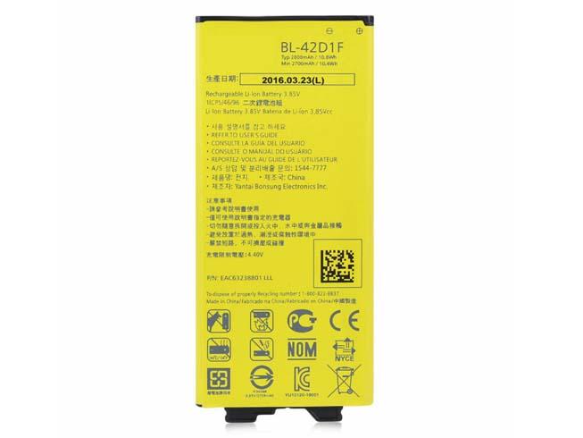 LG BL-42D1F 2800MAH 3.85V 電池バッテリー
