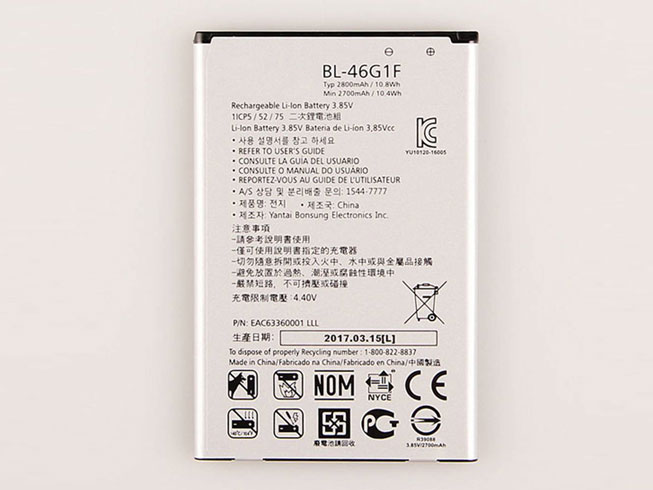 LG BL-46G1F 互換用バッテリー