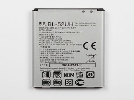 LG BL-52UH 互換用バッテリー