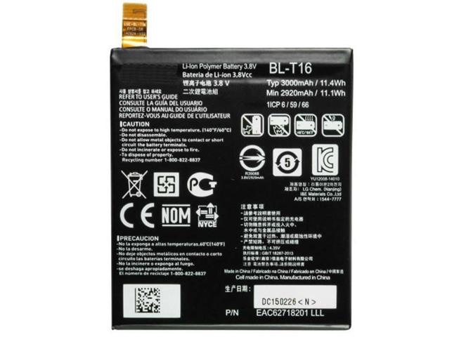 BL-T16スマートフォンバッテリー