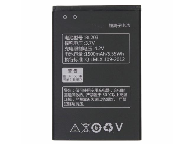 BL203スマートフォンバッテリー