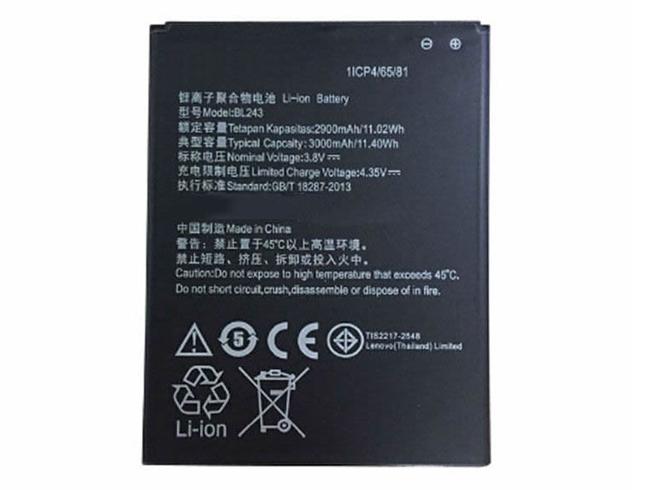 BL243スマートフォンバッテリー