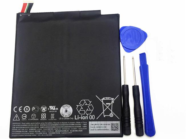 HTC B0P821007 6700mAh 3.8V 電池バッテリー