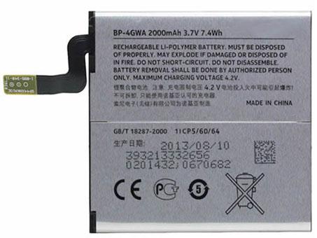 2000mAh/7.4Wh 3.7V NOKIA BP-4GWA