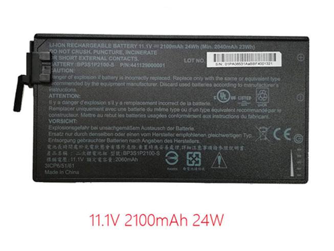 Getac 441129000001 互換用バッテリー