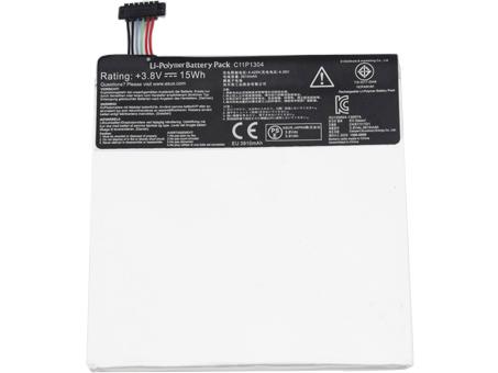 3950mAh/15Wh 3.8V ASUS C11P1304 互換用バッテリー