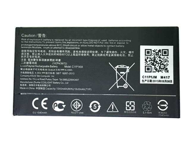 ASUS C11P1404 互換用バッテリー