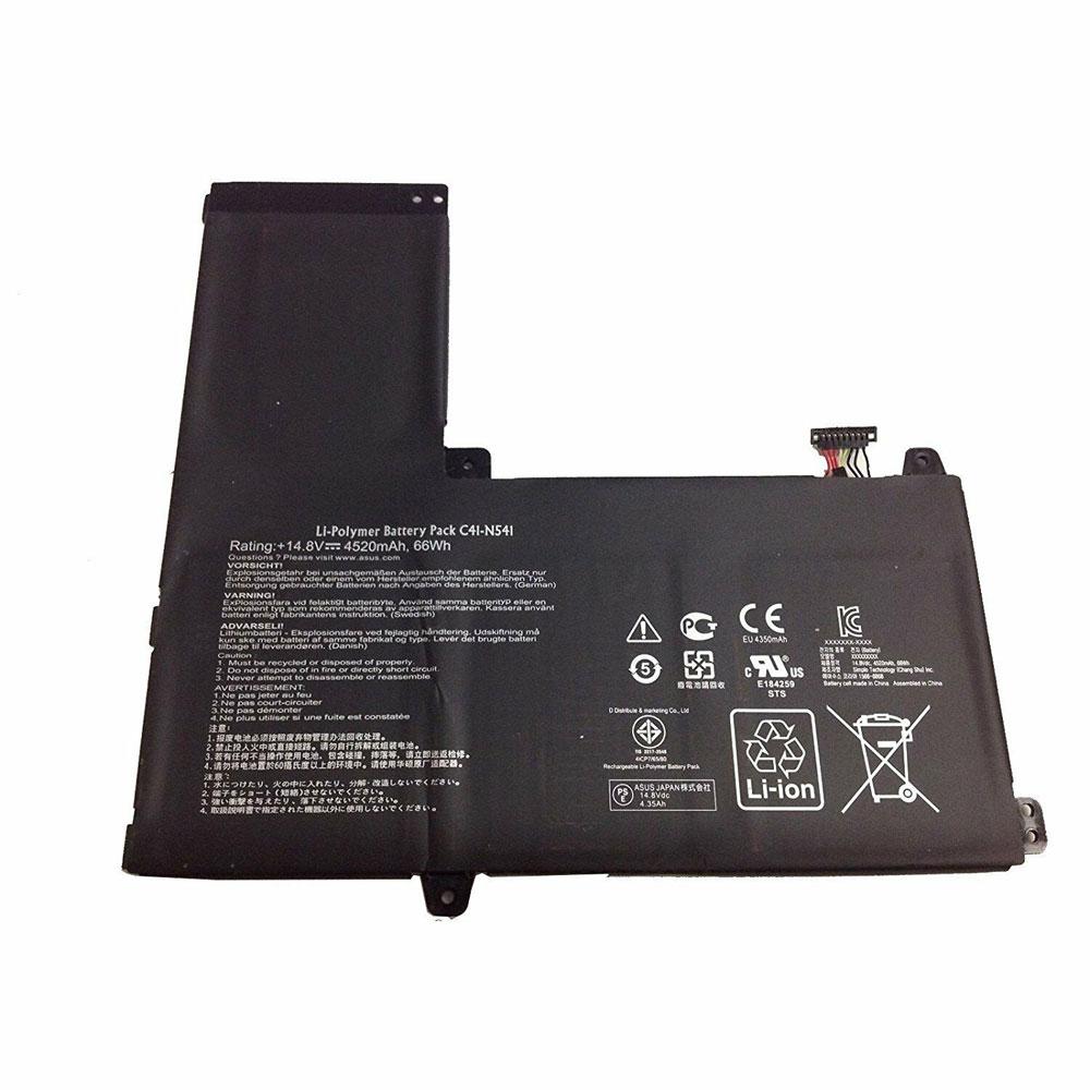 4520mAh Asus 0B200-00430100M 互換用バッテリー