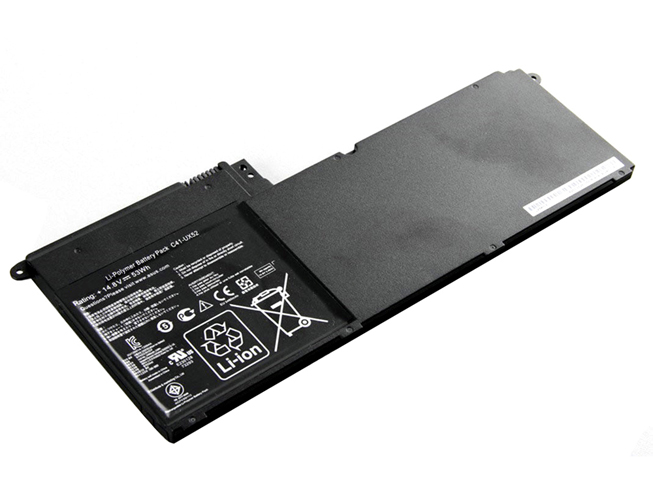 53Wh Asus C41-UX52 互換用バッテリー