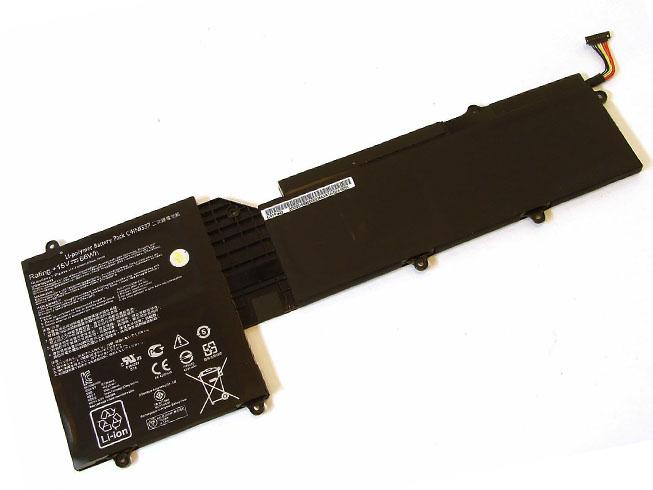 66wh 15V ASUS C41N1337 互換用バッテリー