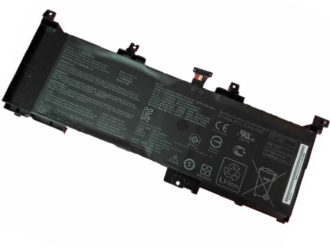 62Wh ASUS C41N1531 互換用バッテリー