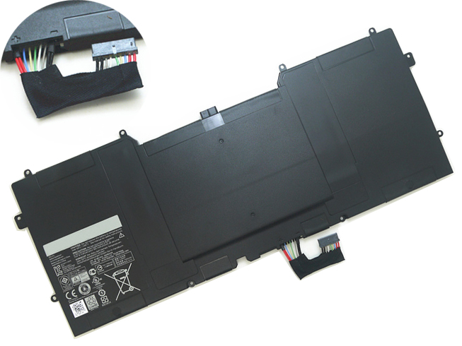 55WH Dell PKH18 互換用バッテリー