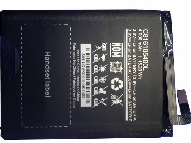BLU C816105400L 互換用バッテリー