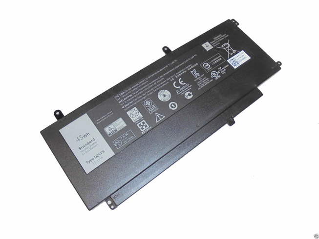 D2VF9ノートPCバッテリー