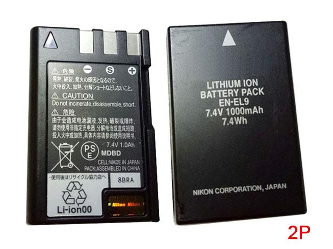 EN-EL9ノートPCバッテリー