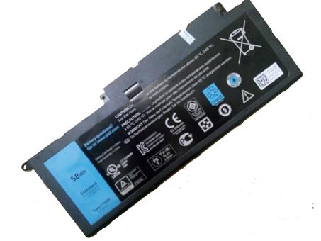 58Wh 14.8V Dell Y1FGD