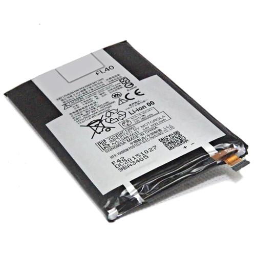 Motorola FL40 3630mAh 3.8V 電池バッテリー