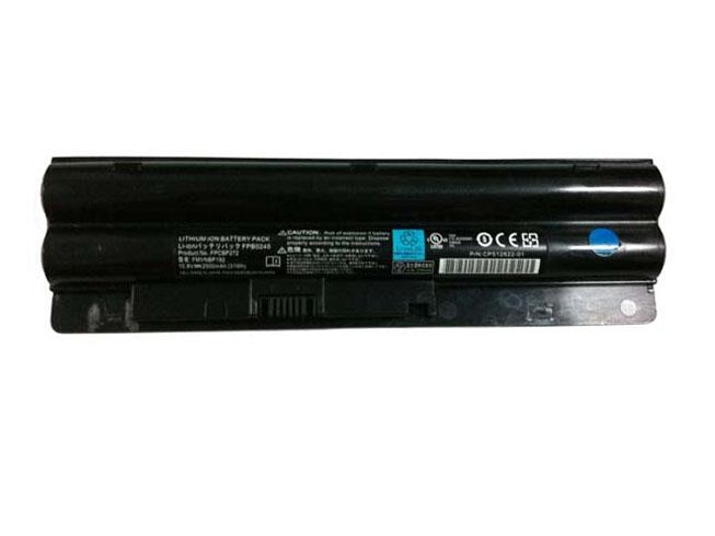 2900mah Fujitsu FPCBP272 互換用バッテリー