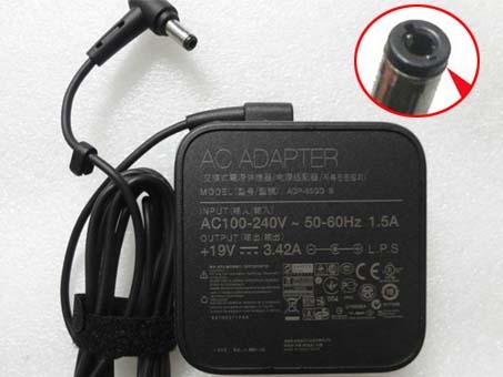 19V    3.42A,65W ASUSノートPC用ACアダプター