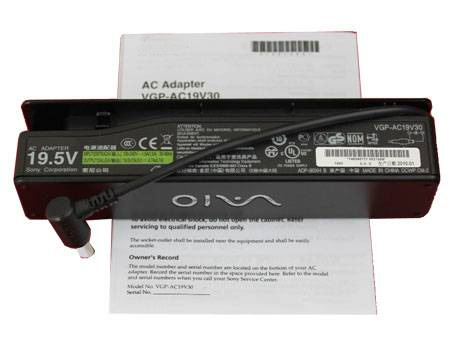 19.5v—4.7A SONYノートPC用ACアダプター