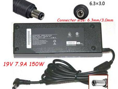 19V 7.9A  150W GATEWAYノートPC用ACアダプター