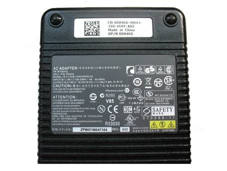 19.5V 11.8A 230W DELLノートPC用ACアダプター