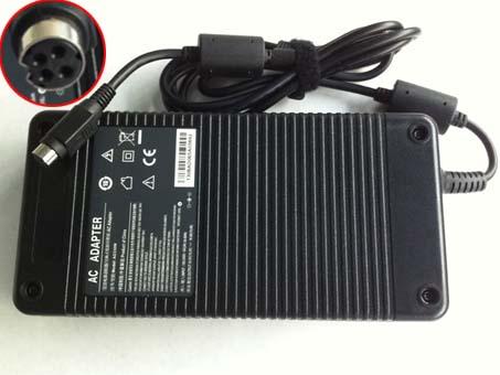 19.5V 16.9A, 330W  MSIノートPC用ACアダプター