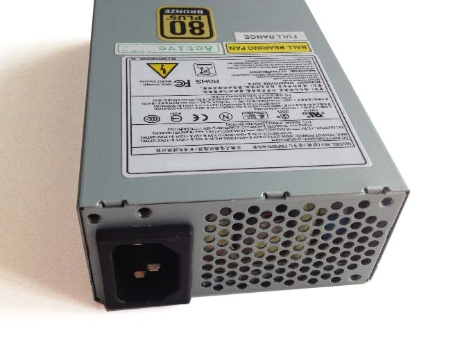 +3.3V DC +5V DC/16.0A @ +3.3V DC FSPノートPC用ACアダプター