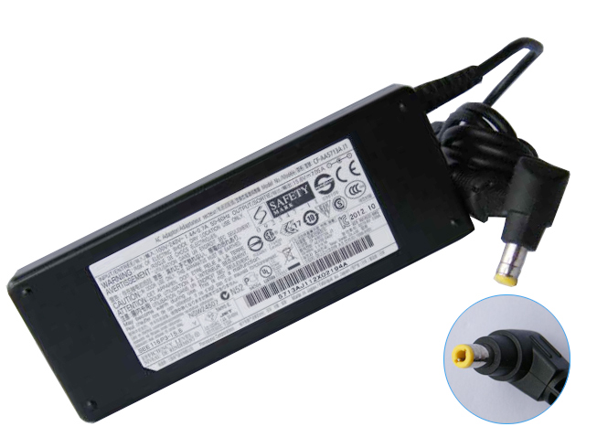15.6V 7.05A 110W PANASONICノートPC用ACアダプター