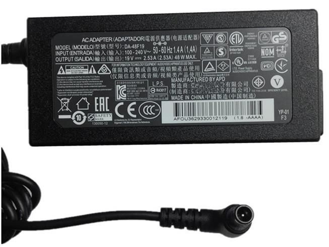 LG AD-48F19 19V 2.5A/2.53A 48W