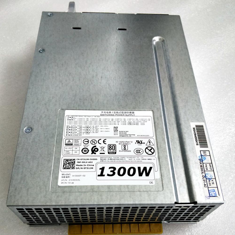 1000W 100-107V,1100W 107.1-180V,1300W 180.0-240V DELLノートPC用ACアダプター