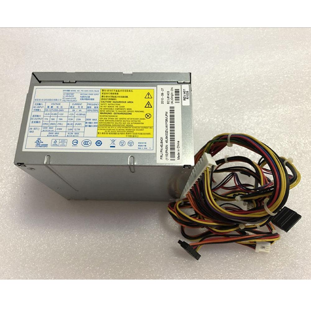 280W LENOVOノートPC用ACアダプター