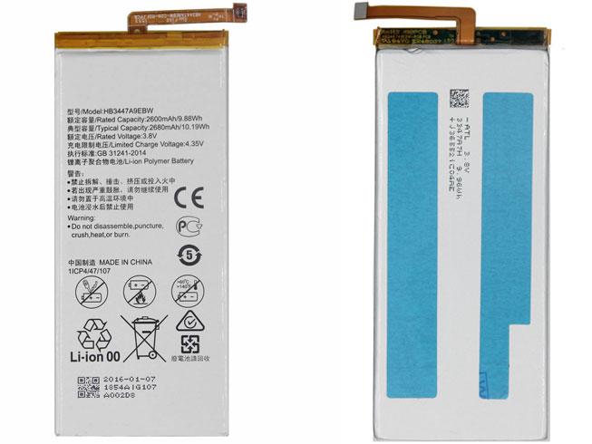 Huawei HB3447A9EBW 互換用バッテリー