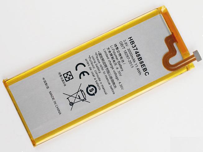 3000mah HuaWei HB3748B8EBC 互換用バッテリー