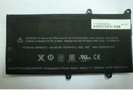 13.3wh 3.7V HP HSTNH-I31C 互換用バッテリー