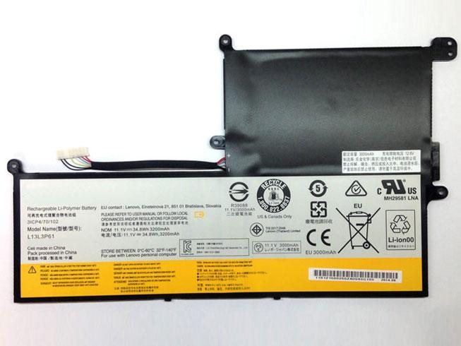 Lenovo L13L3P61 互換用バッテリー