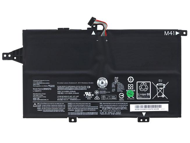 8100mAh Lenovo 14S4P21 互換用バッテリー