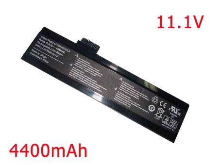 4400mAh 11.1V Advent L51-4S2200-C1S5 互換用バッテリー
