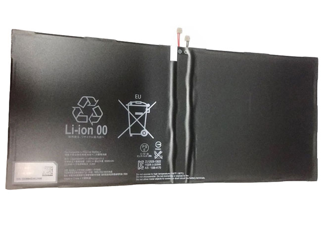 New 6000mAh/22.8Wh 3.8V/4.35V PC バッテリー